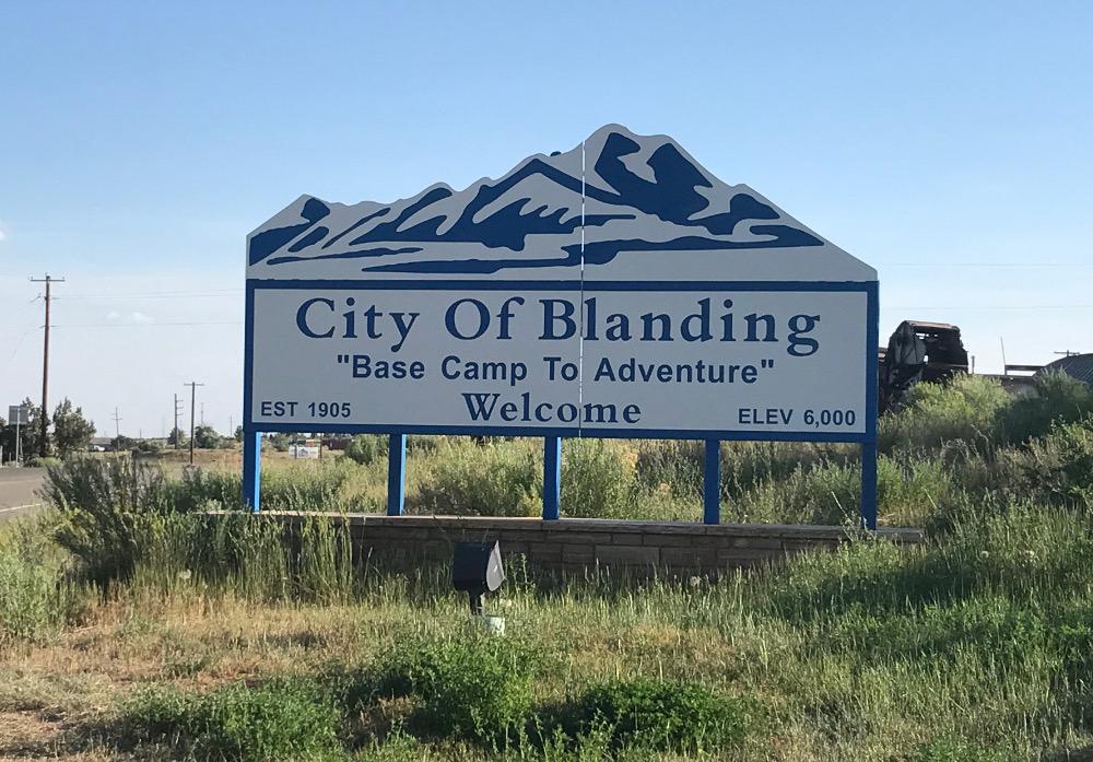 Blanding Utah