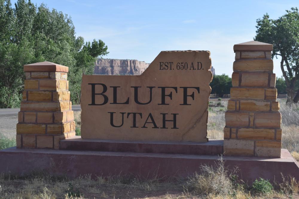 Bluff Utah