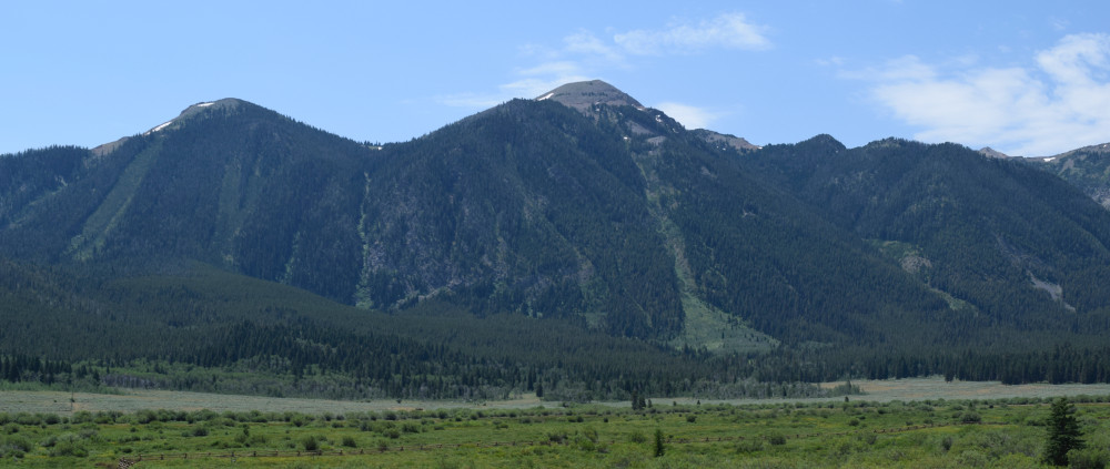 Centennial Mountains
