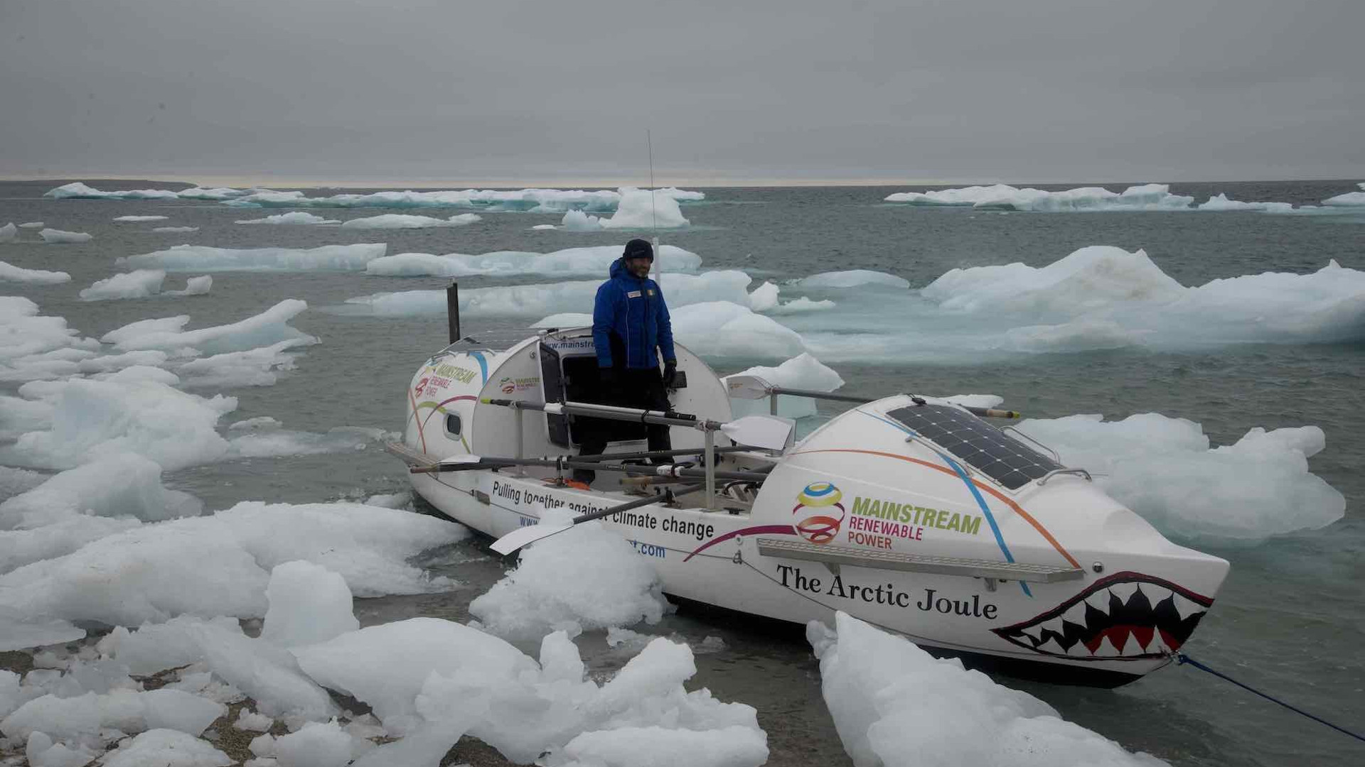 arctic rowing