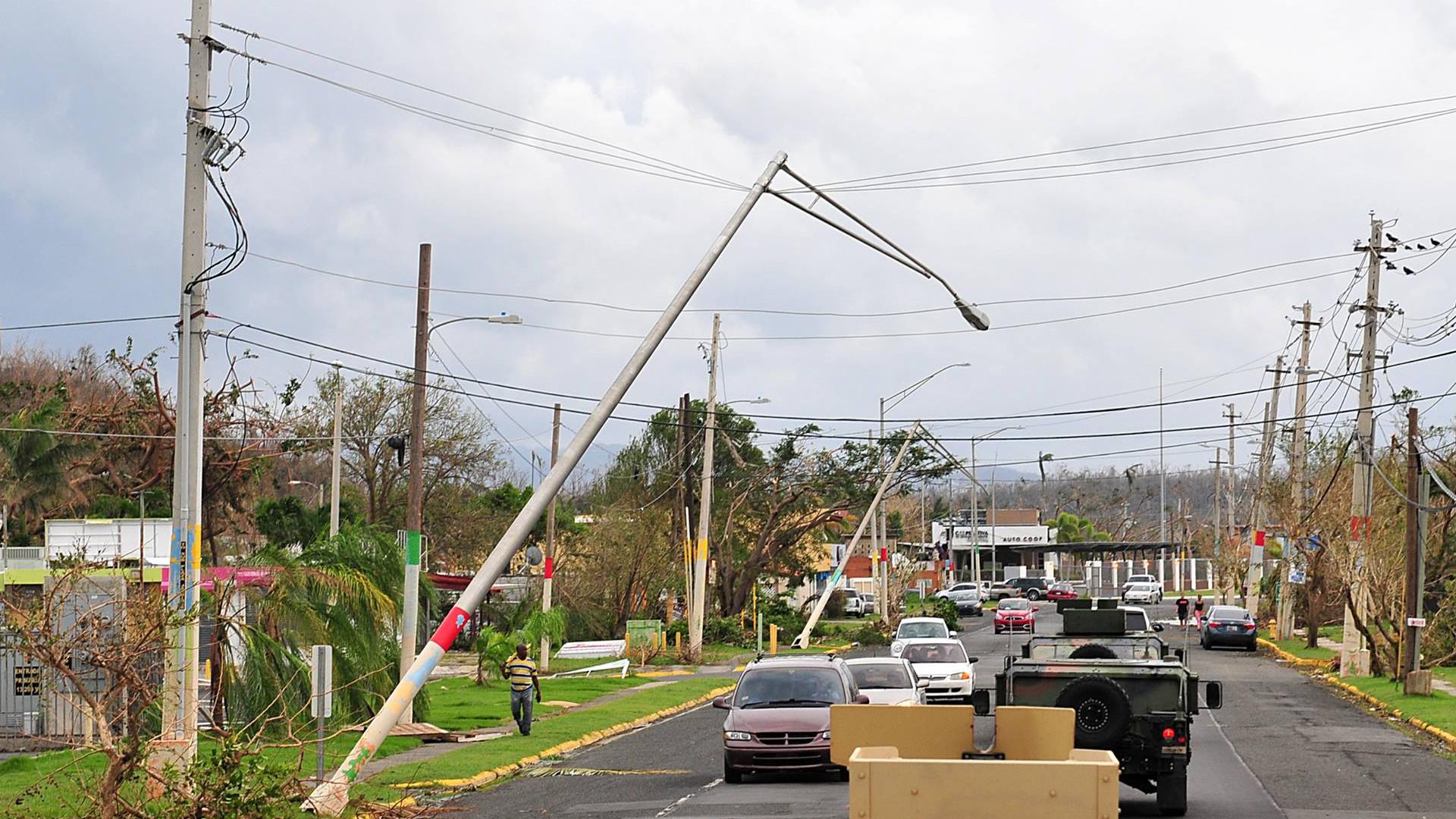 Puerto Rico electrcity
