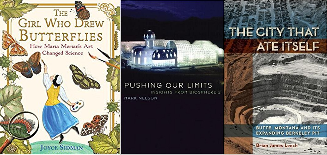 february environmental history books