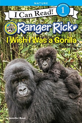 ranger rick gorilla