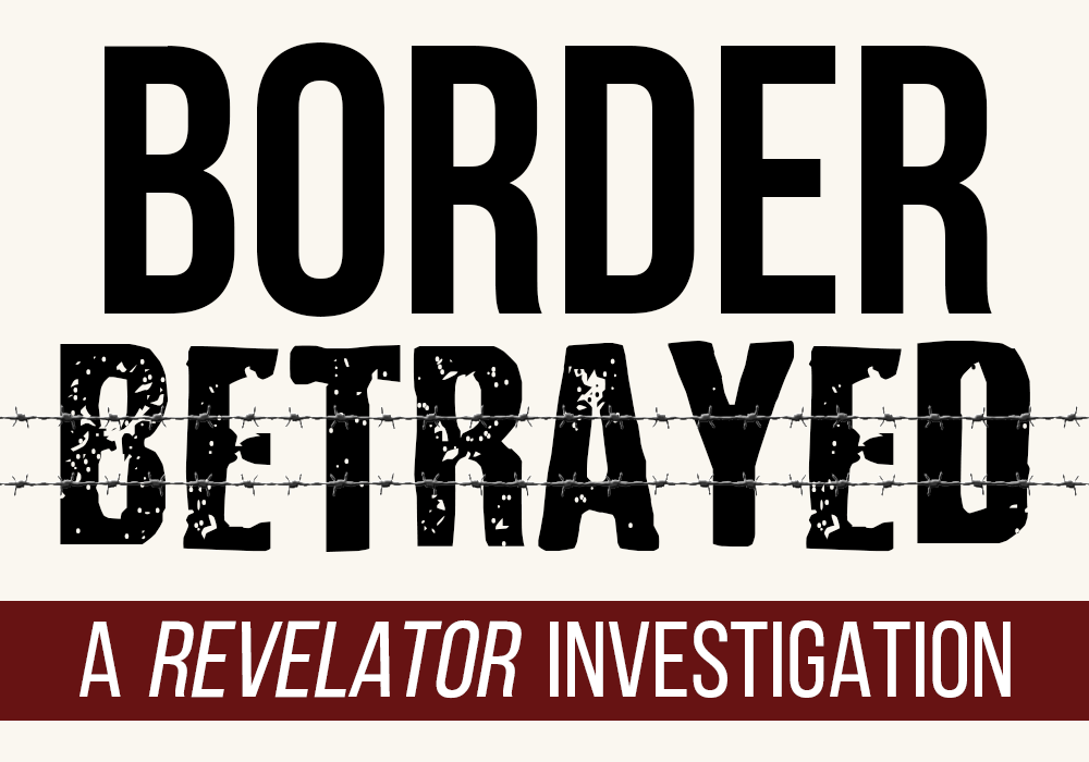 border betrayed