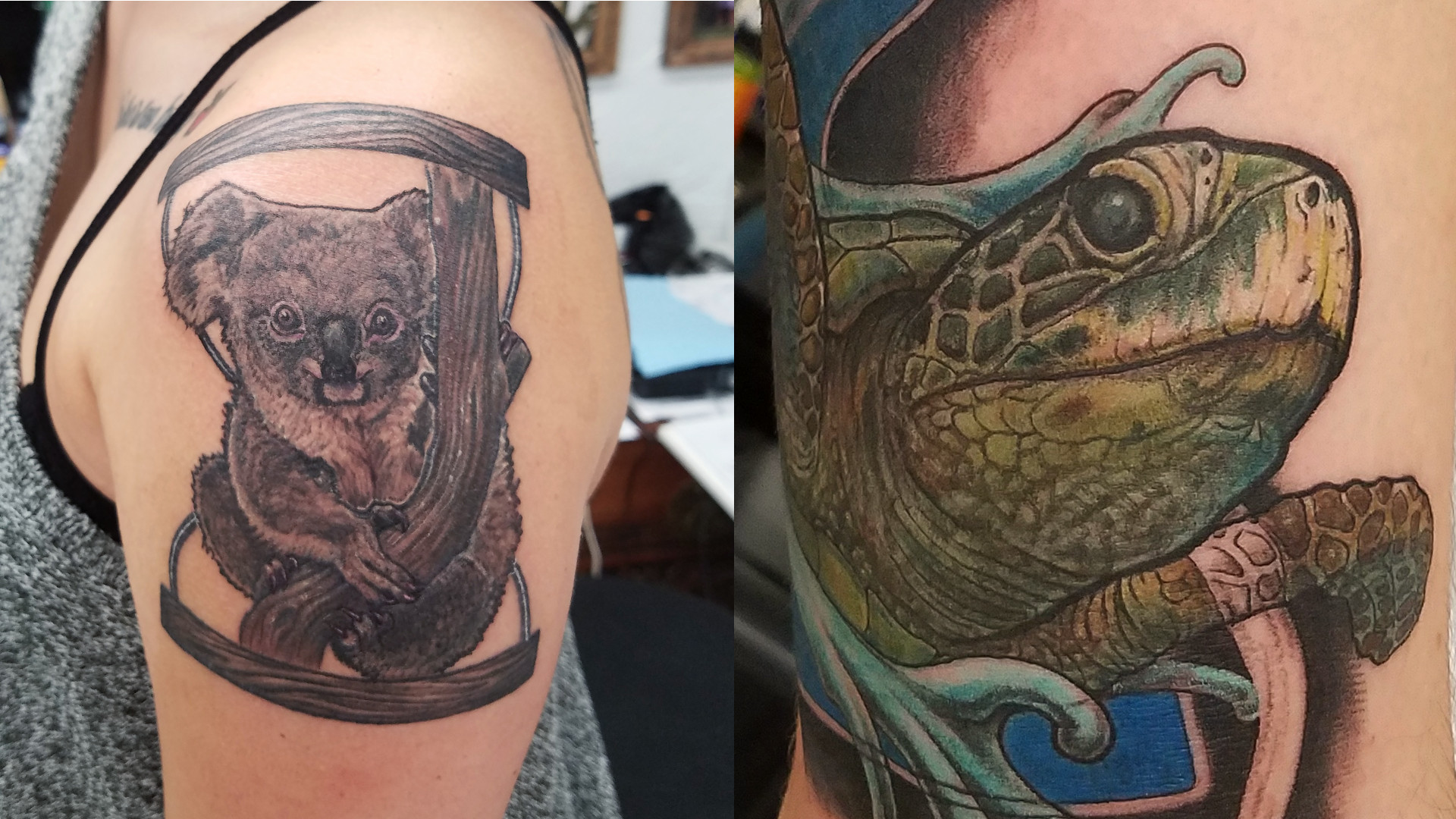 extinction tattoos