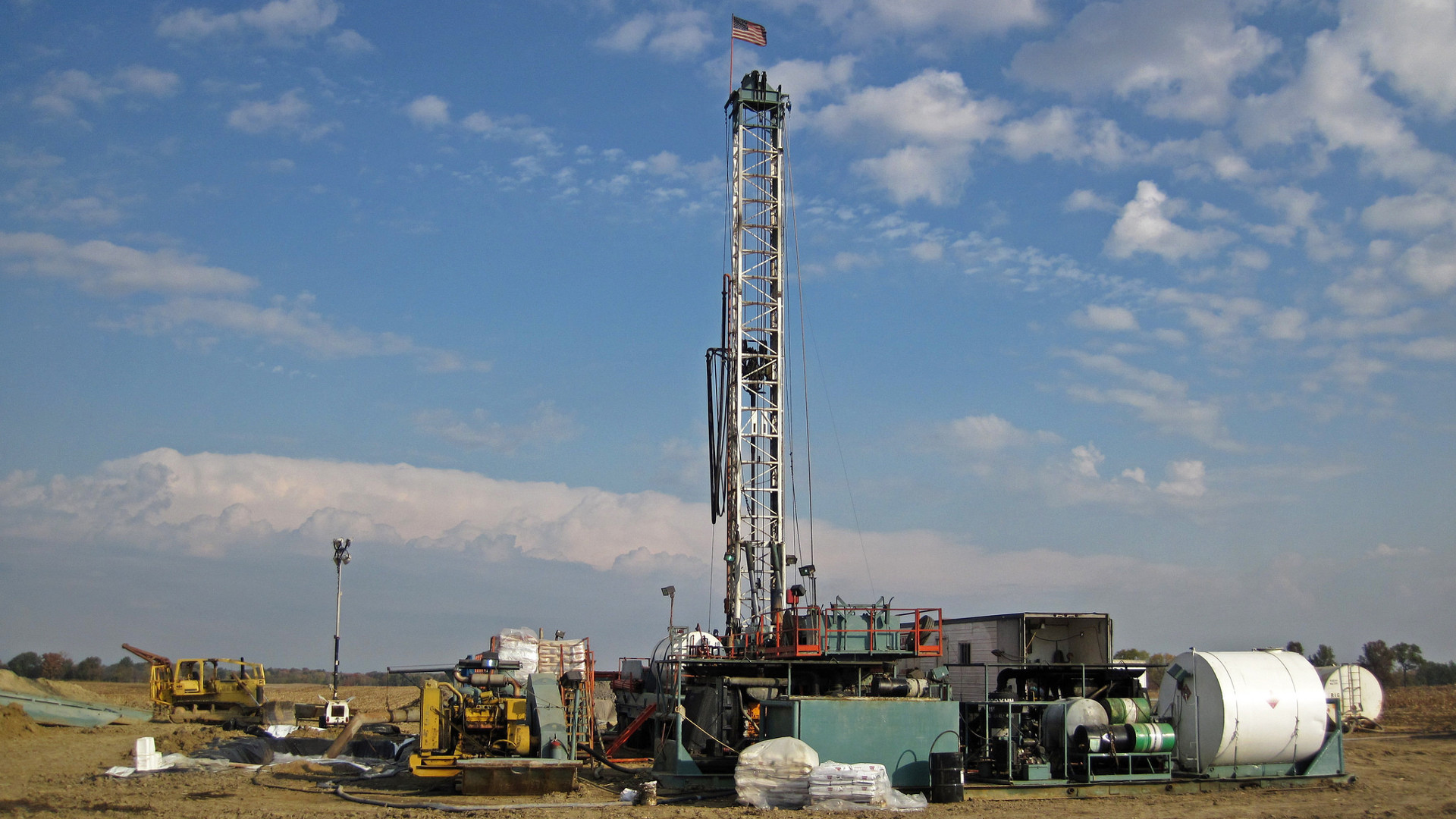 Drill, Baby, Drill: The U S  Added 38 Percent More Oil and