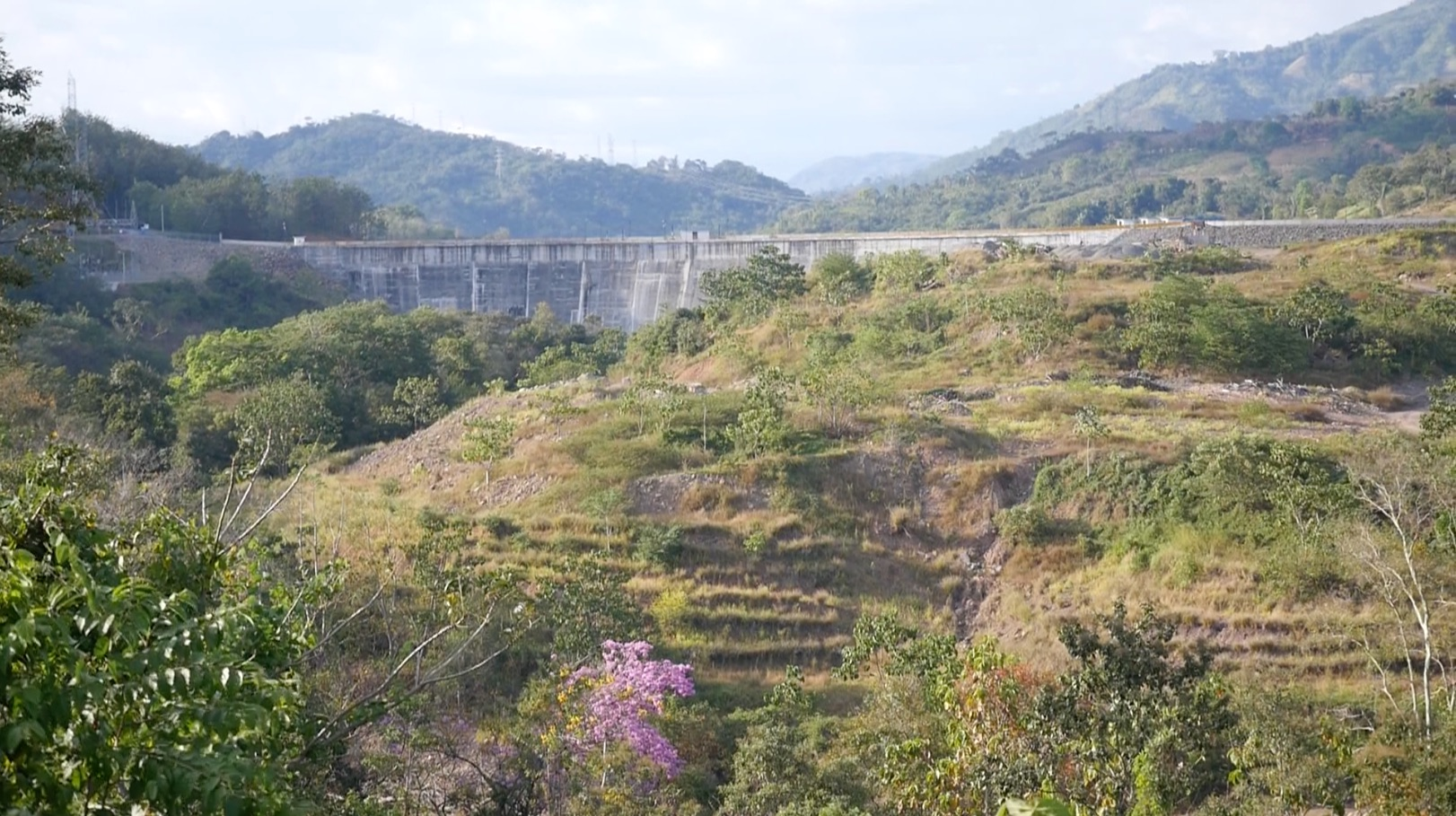 Barro Blanco Dam