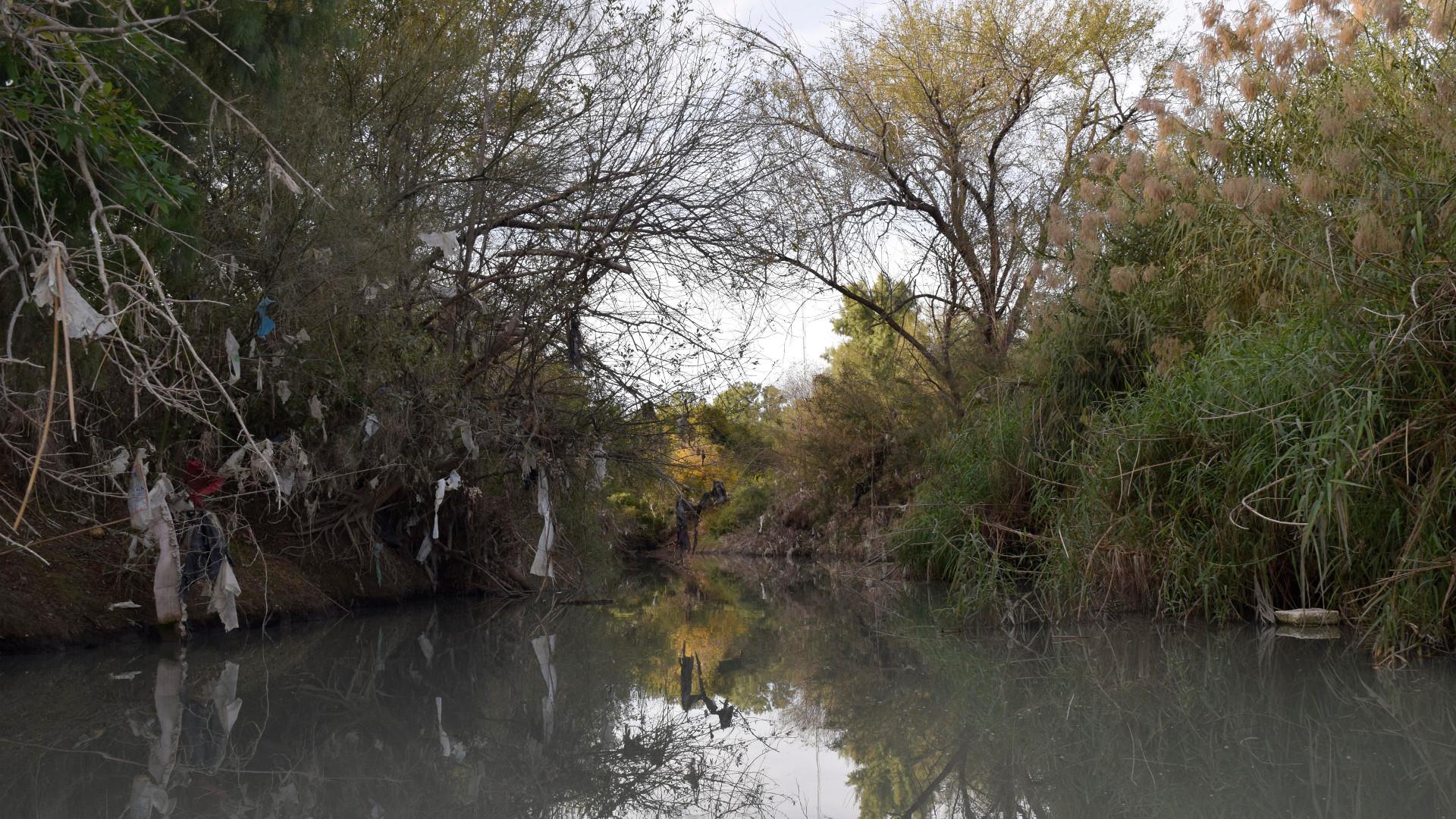 Rio Grande sewage