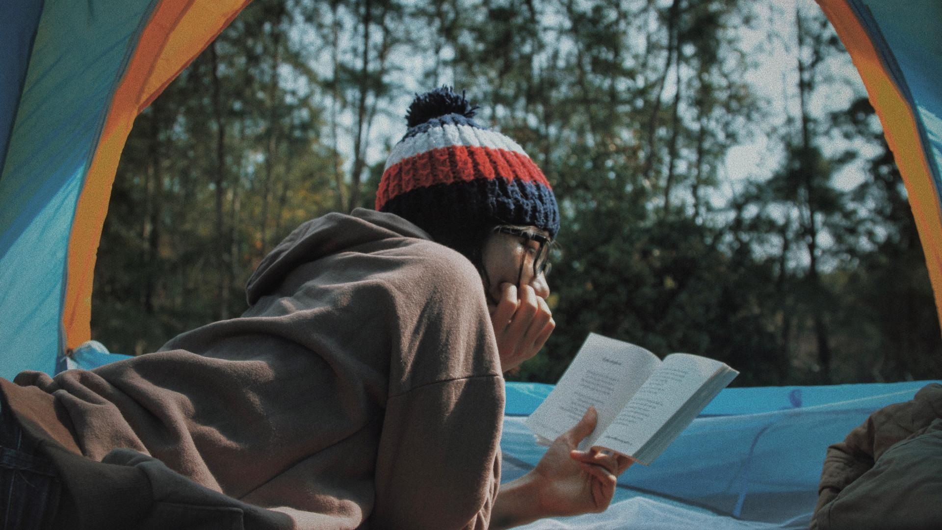 reading camping