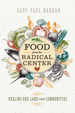 Book cover: Food from the Radical Center