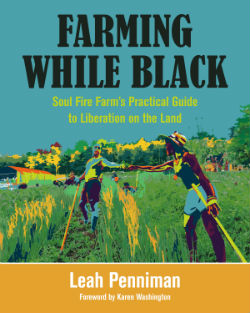 Cover of Farming While Black book.