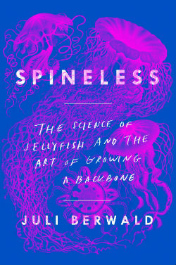 Book cover, Spineless