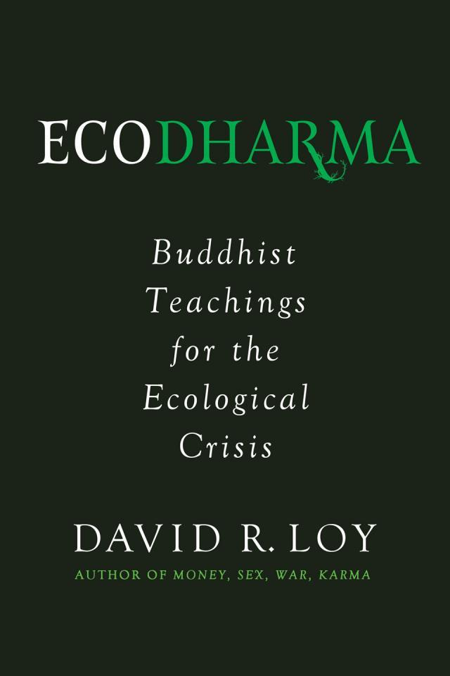 ecodharma cover
