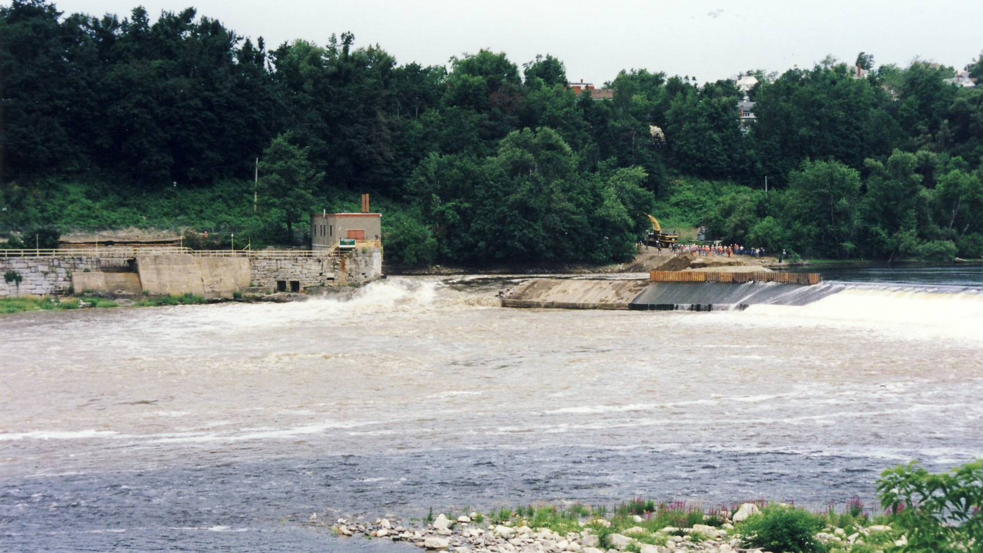 Edwards Dam removal