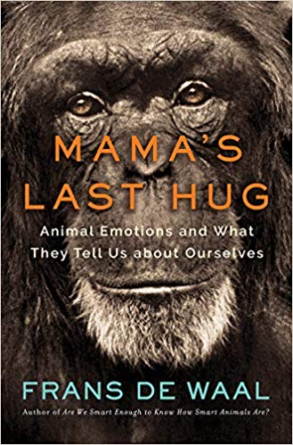 mama's last hug frans de waal