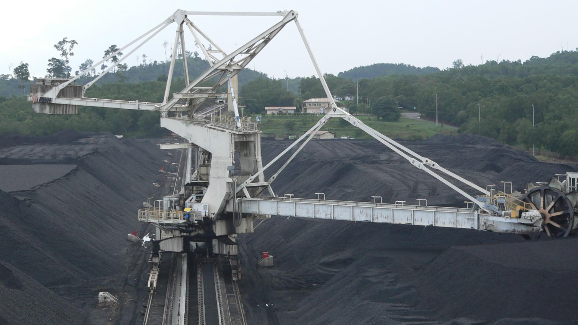 The Tanjung Bara Coal Terminal