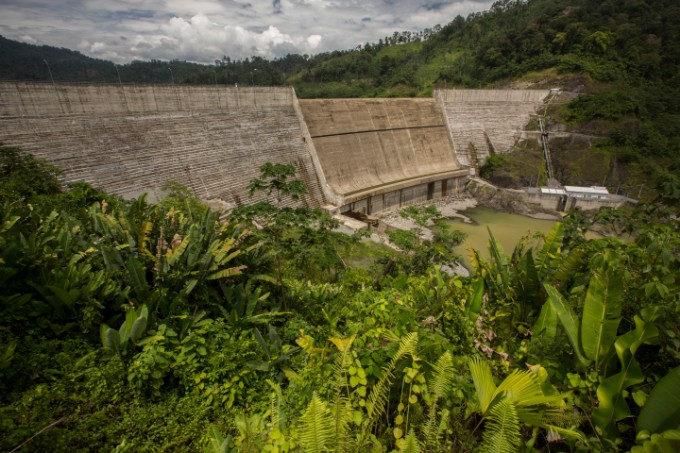 Changuinola I Dam