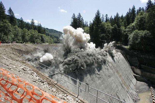 Marmot dam