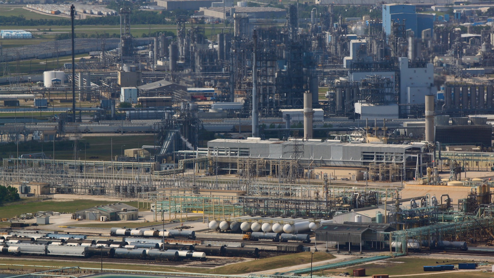 petrochemical facilities