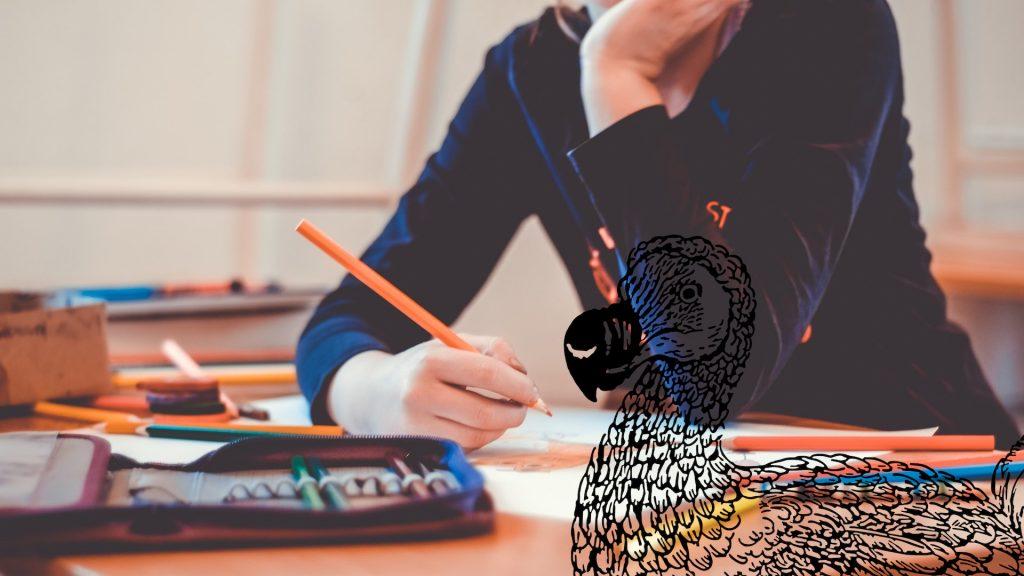 art and dodo