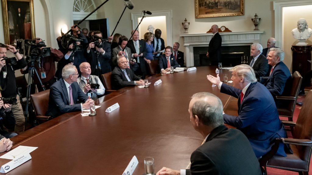 Trump Energy Execs