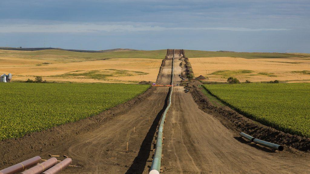 pipeline path