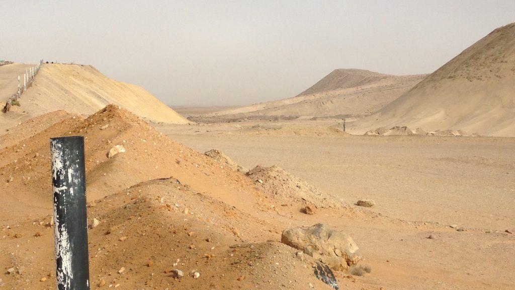 De Beers Namaqualand Mine, Kleinzee