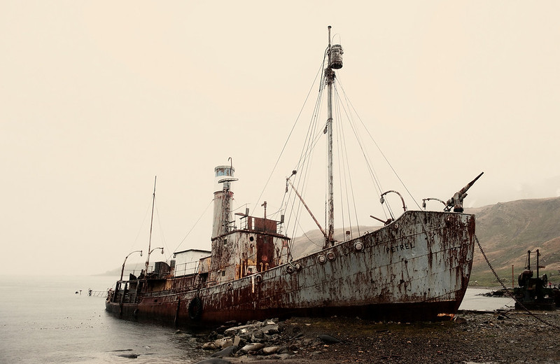whaling vessel