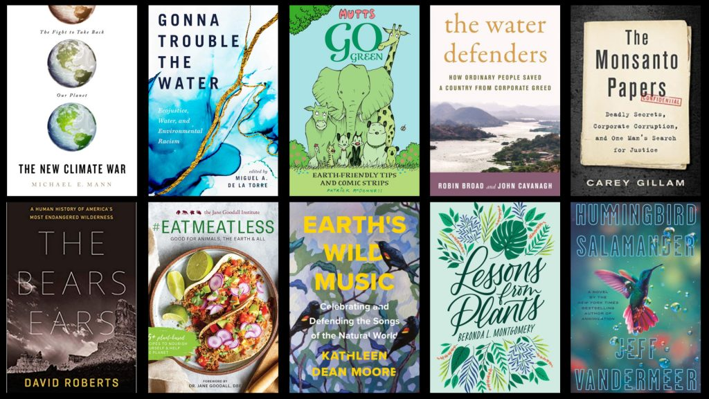 environmental books spring 2021