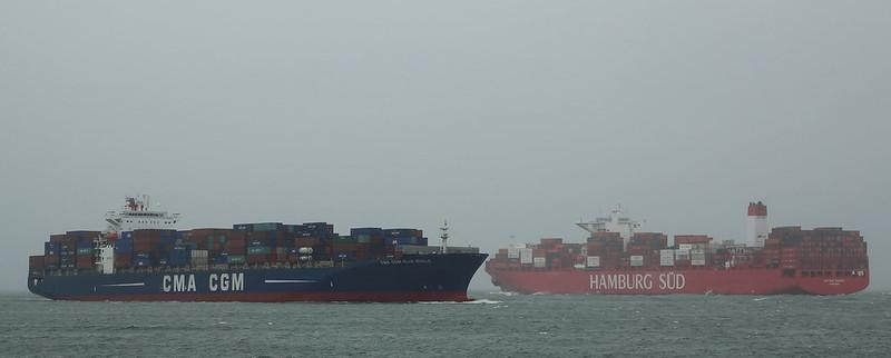 Navires maritimes