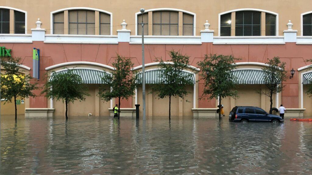floods street
