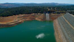 dam and reservoir