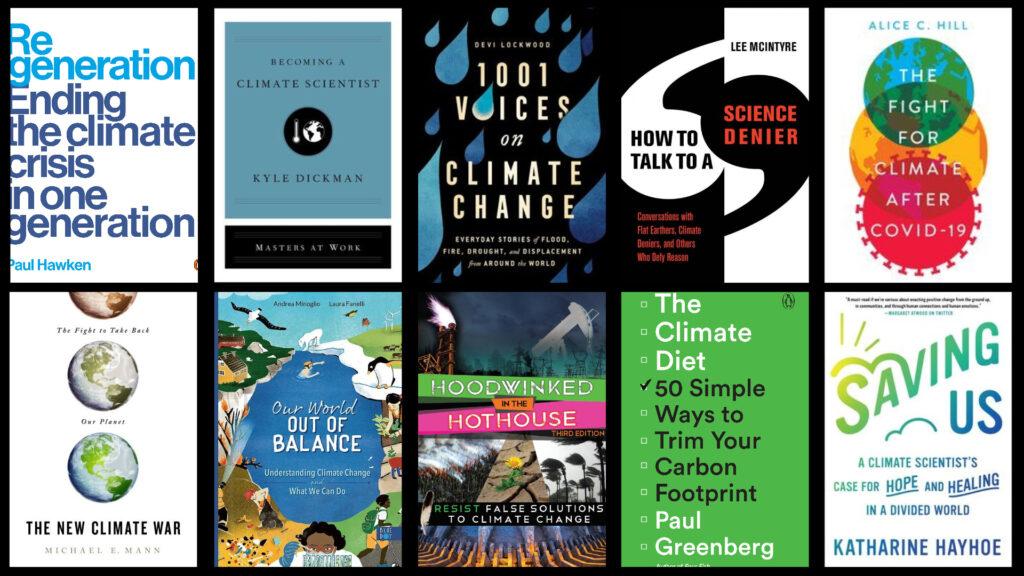 climate books