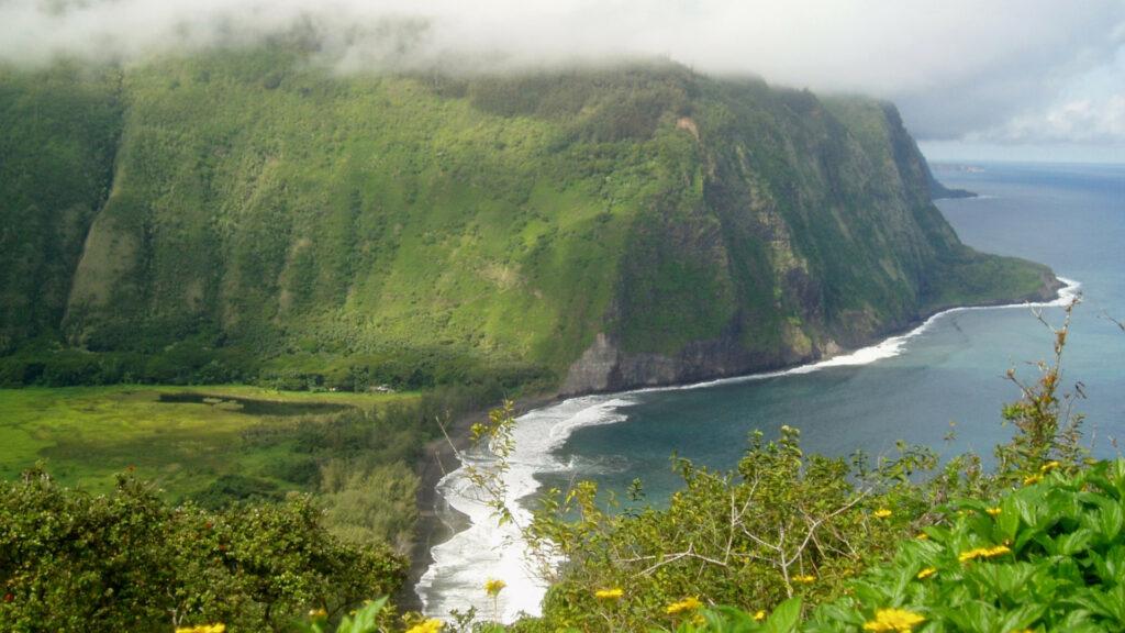 Waipi'o Valley, Hawaiʻi. Photo: Claire Fackler/ CINMS, NOAA
